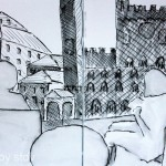 Sketching Il Campo